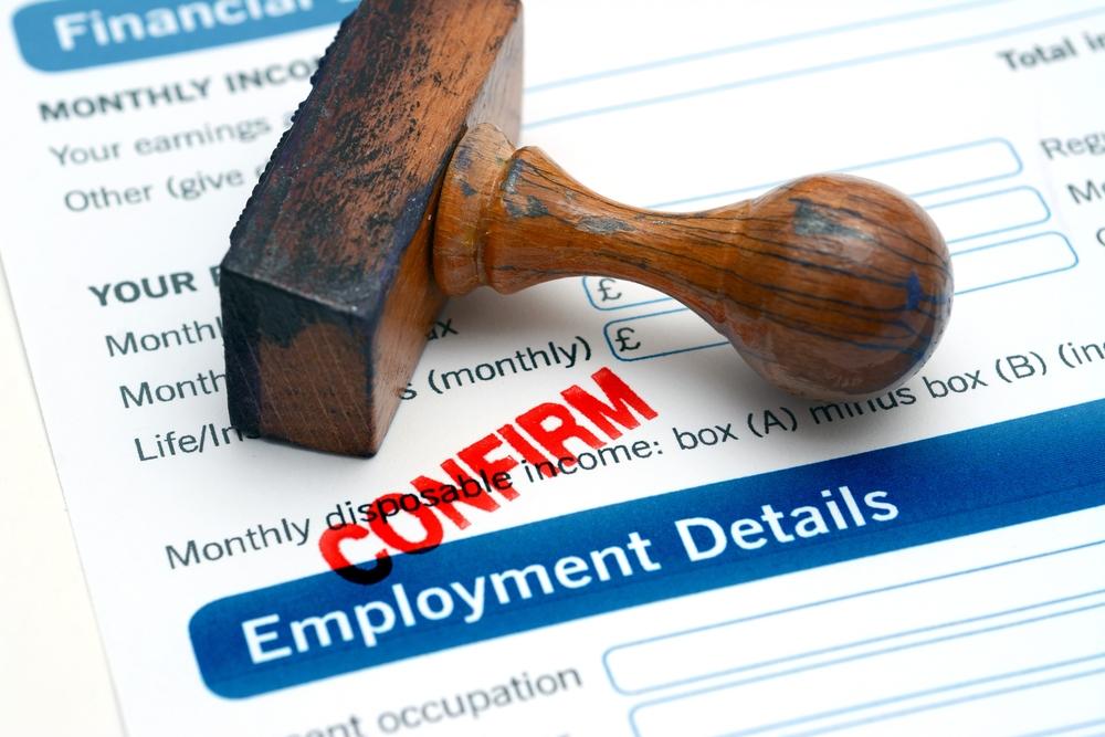 Verify Employment